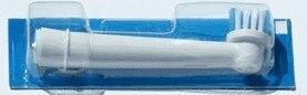 Bürstenkopf einer elektrischen Zahnbürste muss regelmässig getauscht werden