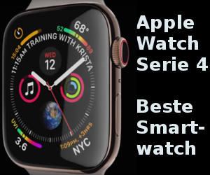 Beste Smartwatch Apple 4