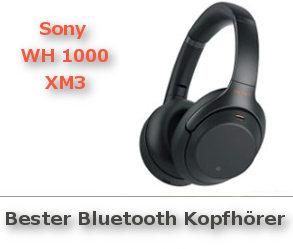 Sony WH 1000XM3-bester Bluetooth Kopfhörer