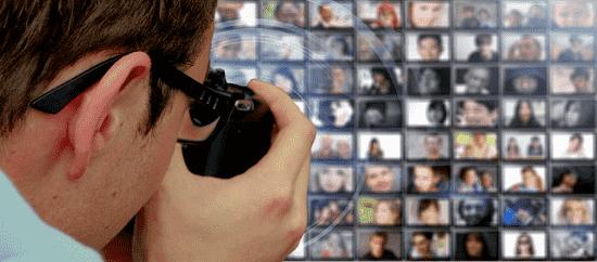 Fotografieren mit einer Kompaktkamera