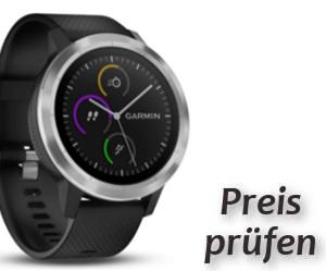 Garmin-vivoactiv beste smartwatch mit gps