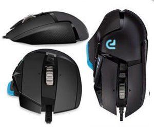 Logitech G502 Gaming Maus