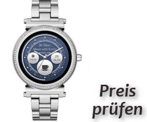 Michael-Kors-MKT5020 beste Damen Smartwatch
