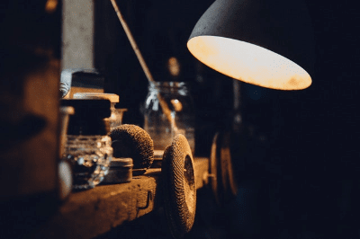 Poliermaschine