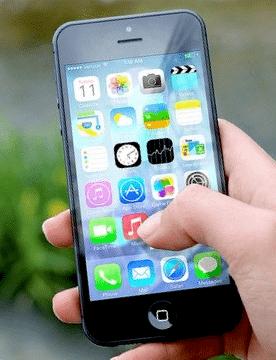 Smartphone als MP3 Player