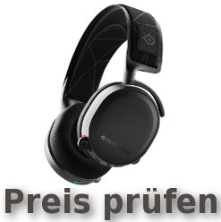 SteelSeries Arctis 7 – bestes Bluetooth Gaming Headset