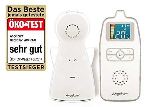 Angelcare Babyphon, TESTSIEGER, A0423-DE0-A1011, Weiß