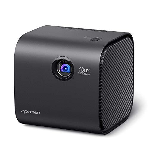APEMAN Mini Beamer 1080P