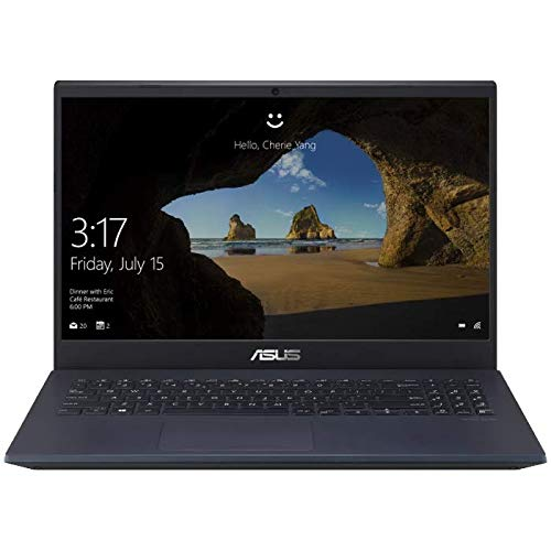 ASUS F571GT (15,6 Zoll FullHD) Gaming Notebook Intel Core i5-8300H 2.3 GHz QuadCore, 8GB DDR4 RAM, 512GB SSD M.2, NVIDIA GeForce GTX 1650 4GB, Windows 10 Pro schwarz