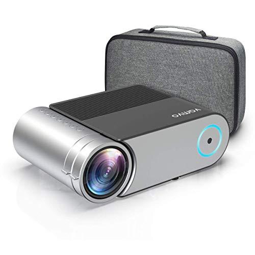 Vamvo Mini Beamer Full HD 4000 Lumens