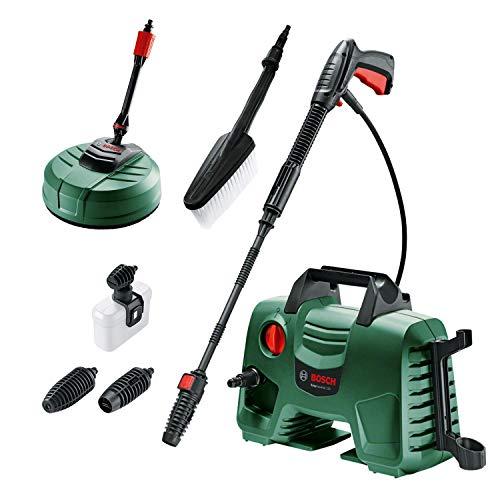 Bosch Home and Garden Hochdruckreiniger EasyAquatak 120 Premium Kit (1500 W, Haus-und Auto-Kit enthalten, max. Fördermenge: 350 l/h, im Karton)