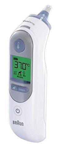 Braun ThermoScan 7 Infrarot Ohrthermometer IRT6520