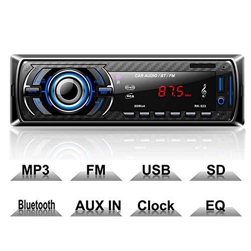 Hoidokly Autoradio mit Bluetooth