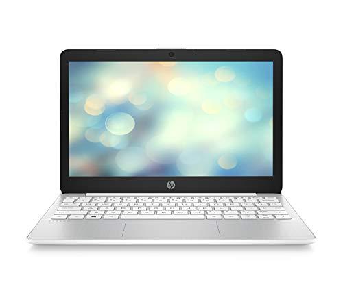 HP Stream 11-ak0001ng (11,6 Zoll / HD) Laptop (Intel Celeron N4000, 4GB DDR4 RAM, 32 GB eMMC, Intel UHD Grafik, Windows 10 Home inkl. Microsoft Office 365 Personal) Weiss