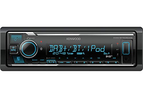 Kenwood KMM-BT505DAB USB