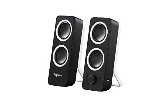 Logitech Z200 2.1 Lautsprecher mit Subwoofer