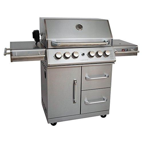 Mayer Barbecue ZUNDA