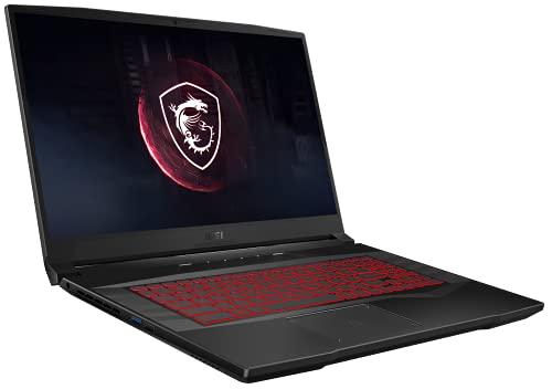 MSI Pulse GL76 11UEK-033 (17,3 Zoll / 144Hz) Gaming-Laptop (Intel Core i7-11800H, 16RAM, 1TB SSD,NvidiaGeForceRTX3060 6GB GDDR6 VRAM, Windows 10 Home)