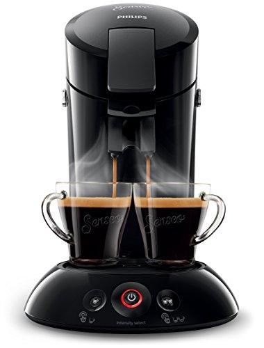 Philips HD6554/68 Senseo Kaffeepadmaschine, schwarz