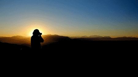 Den perfekten Sonnenuntergang mit einer Spiegelrefelxkamera filmen