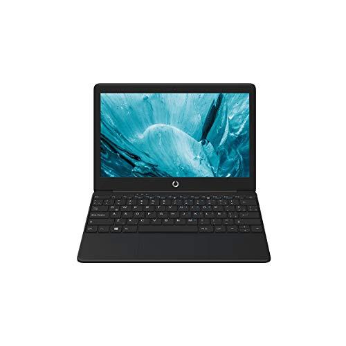 PRIXTON Netbook PC11 Pro - Windows Laptop / Notebook Lap Tops Computer mit 11,6-Zoll-Bildschirm, Laptop Windows 10 Pro, Intel-Prozessor, 3 GB RAM / 32 GB / 512 GB SSD, spanische QWERTY-Tastatur