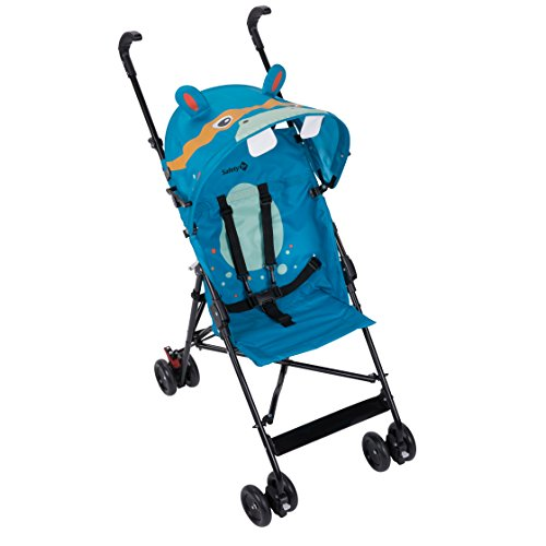 Safety 1st 118769000 Buggy Crazy Peps Hippo