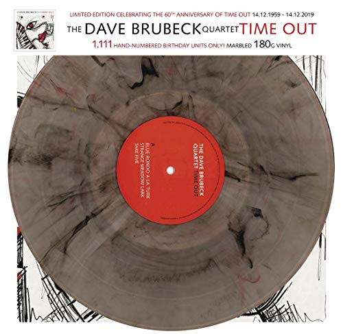 Time Out - Limitiert und nummeriert (1111 Stück) 180 Gr. Marbled Vinyl [Vinyl LP]