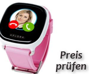 xplora Telefonuhr beste Smartwatch für Kinder